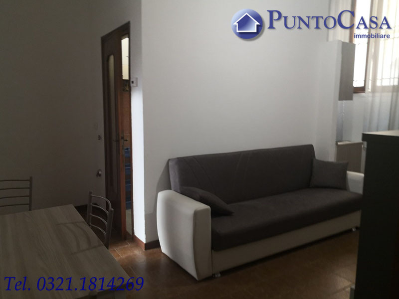 Affittasi Bilocale Arredato in Zona Centro Storico a Novara (NO)